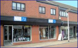 Our retail store in Ravendale Streeet, Scunthorpe